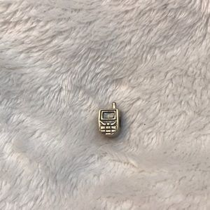 Cellphone Bracelet charm